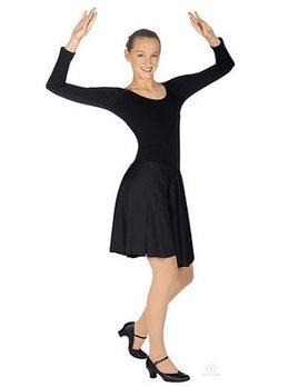 EUROTARD 13774 - Eurotard Womens Polyester Pull On Character Skirt
