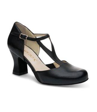 """Capezio Capezio 829W Charlotte 2.5"""" Character shoe"""