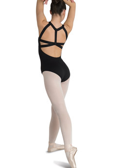 Danshuz Danshuz Harness Back Tank Leotard 2700