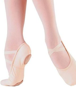 So Danca CANVAS SPLIT SOLE BALLET SHOES SO DANCA SD16
