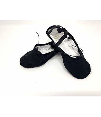 Sansha Sansha 3C Adult Split Sole Ballet Shoe - Black