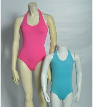 BP Designs BP Designs Basic Halter Leotard Adult 73122