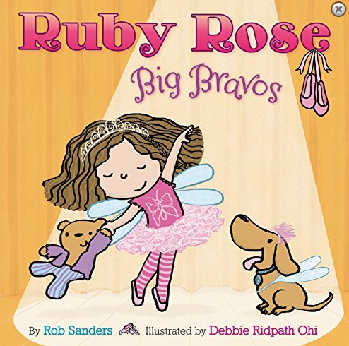 CJ Merchantile Ruby Rose Big Bravo Book 110978