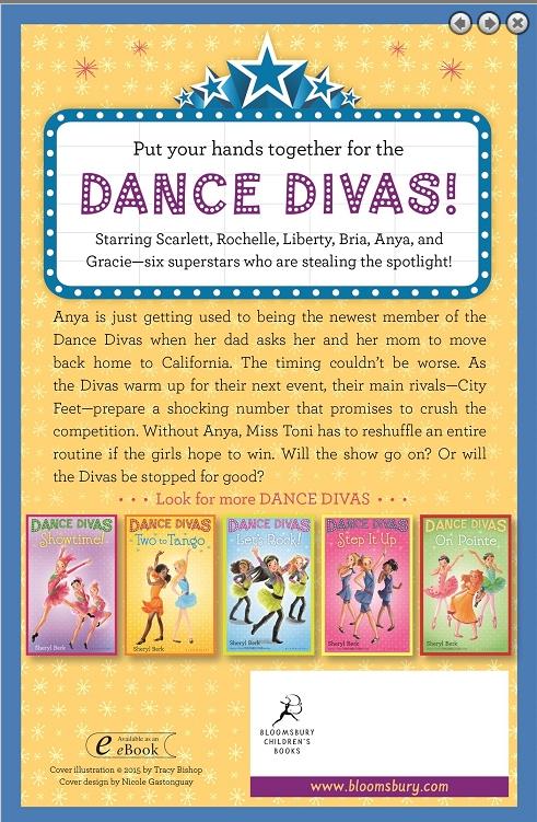 CJ Merchantile Dance Divas Showstopper Book 95978