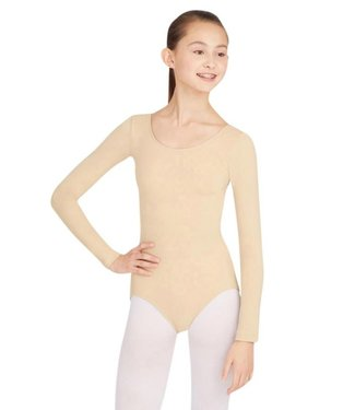 Capezio Capezio® Team Basics Adult Long Sleeve Leotard TB135