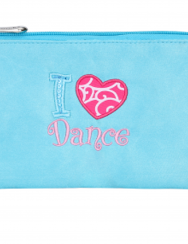 Sassi Designs Sassi Designs I Love Dance Pouch ILD-60
