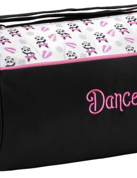 Sassi Designs Sassi Designs Panda Ballerina Duffel PAN-02