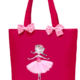 Sassi Designs Sassi Designs Ballerina Tote PRB-03