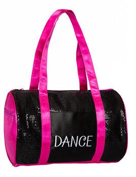 Horizon Dance Horizon Dance Black Sequins Duffel 9501