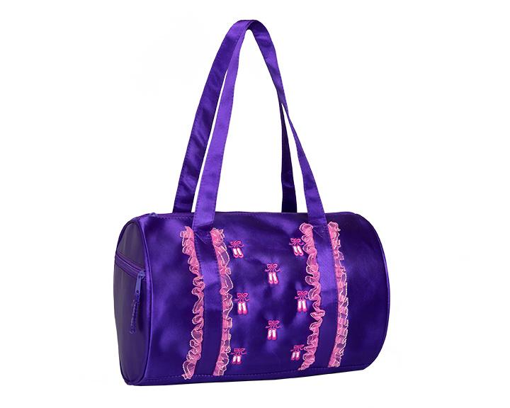 Horizon Dance Horizon Dance Ruffles2 Duffel Purple 2250