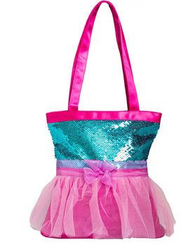 Horizon Dance Horizon Dance Tutu Cute Tote Teal/Pink 1061