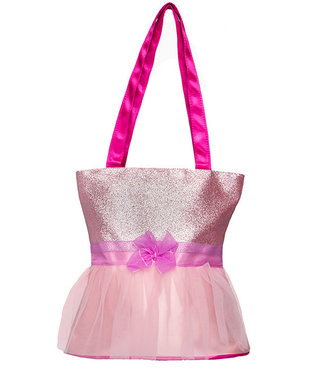 Horizon Dance Horizon Dance Tutu Cute Tote Silver/Pink 1059