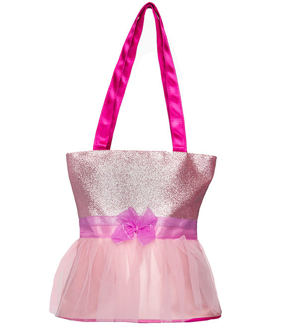 Horizon Dance Horizon Dance Tutu Cute Tote Silver/Pink 1059