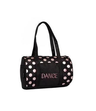 Horizon Dance Horizon Dance Dots Duffel Rose Gold 1053