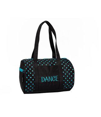 Horizon Dance Horizon Dance Dots Duffel Teal 1052
