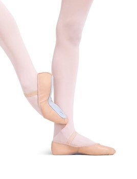 Capezio CAPEZIO DAISY LEATHER BALLET 205C