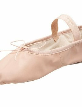Capezio CAPEZIO KIDS TEKNIK LEATHER FULL SOLE BALLET 200C