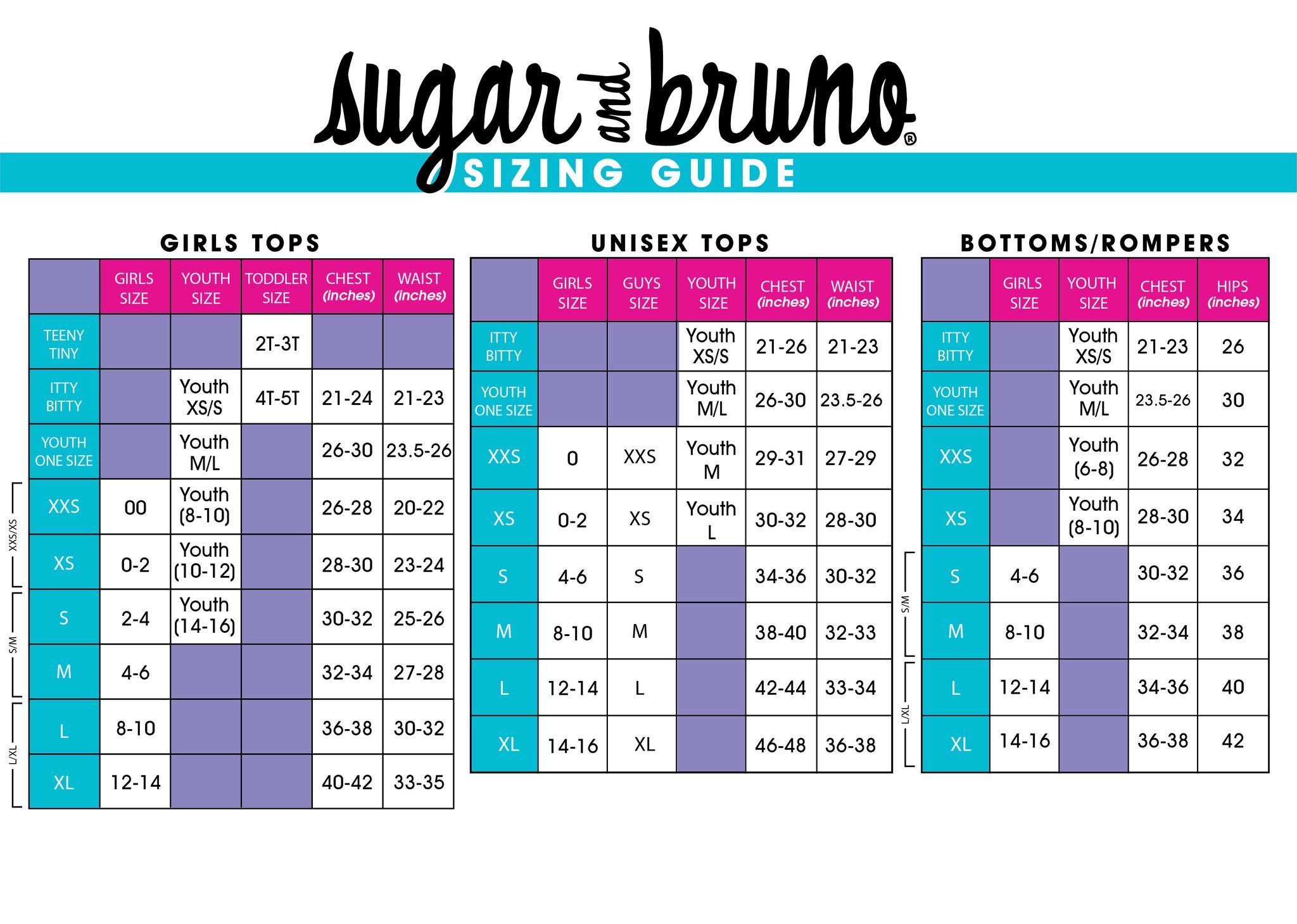 Sugar and Bruno Sugar and Bruno Reach T Shirt Itty Bitty D8574