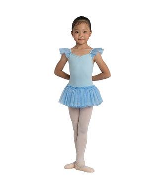 Danshuz Danshuz Cami Flutter SLeeve Dress 2462C