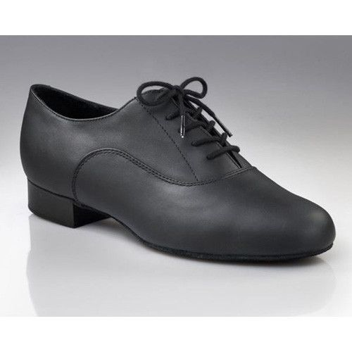 7cc6b8a42 Capezio Men's Standard Oxford Ballroom Shoe BR02 - Black and Pink ...