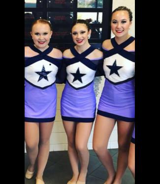 Bartlesville All Star Pom - 2019 Costume