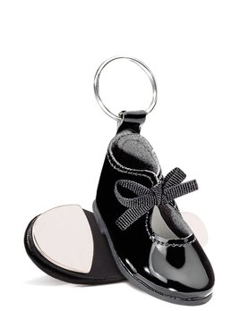 Pillows for Pointes Pillows for Pointes Mini Tap Shoe Keychain