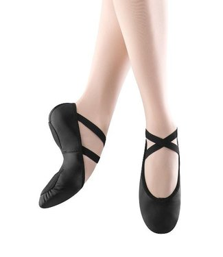 Bloch Bloch Prolite II Leather Ballet Shoe S0208L -Black