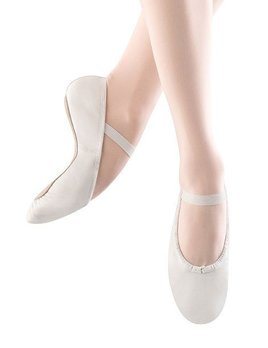 Bloch Bloch Dansoft Ballet Shoe- White
