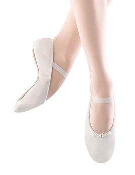 92b6888c388f Bloch Bloch Dansoft Youth Ballet Shoe- White