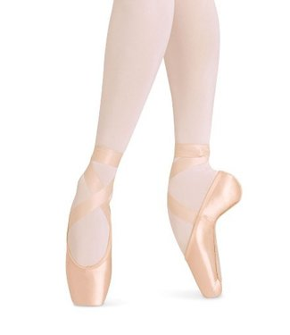 Bloch Bloch European Balance Pointe Shoe- Standard Sizes 10-11 ES0160LL