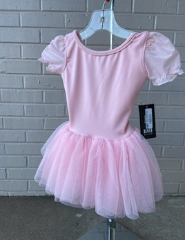 Bloch Bloch Frill Sleeve Tutu Leotard CL5542