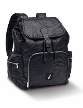 Danshuz B20510 Danshuz Zebra Bucket Backpack