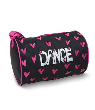 Danshuz Danshuz Hearts for Dance Duffel B965