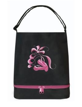 Sassi Designs Sassi Designs Pointe Shoe Bag Black BAL-05