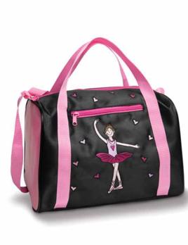 Danshuz Danshuz Ballerina Hearts Duffel B841