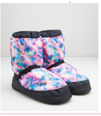 Bloch Bloch Printed Warm Up Booties IM009P