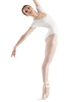 Bloch BLOCH SHORT SLEEVE LEOTARD L5402