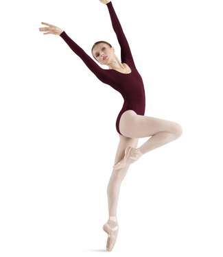 Bloch Bloch Adult Long Sleeve Leotard L5409