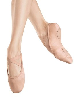 Bloch Bloch Zenith Stretch Ballet Shoe, Kids Sizes