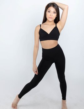 BP Designs BP Designs High Waisted Legging SLKN 31123