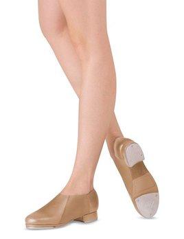 Leos Dancewear LEOS SLIP ON JAZZ TAP SHOE LS3007L (FS)