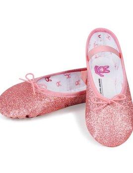 Bloch Bloch Bunnyhop Toddler Glitter Ballet Slippers