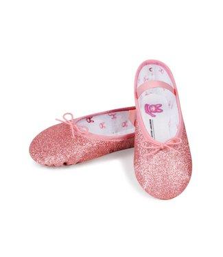 Bloch Bloch Bunnyhop Glitter Ballet Slippers