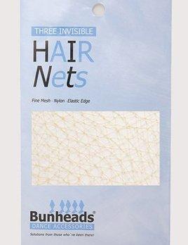 Capezio Bunheads® Hair Nets - Blonde BH420