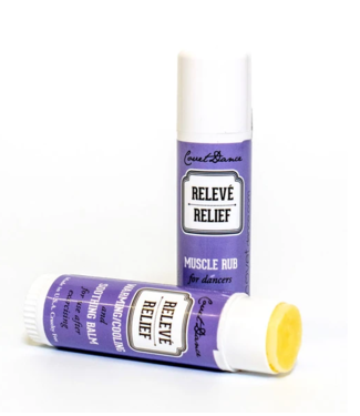 Covet Dance Releve Relief Muscle Rub