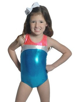 "BP Designs BP Designs ""Melissa"" Gymnastic Leotard 43222"