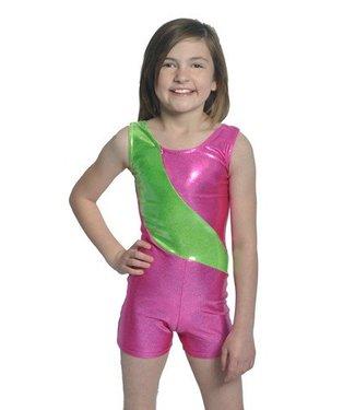 "BP Designs BP Designs ""Mandi"" Gymnastic Biketard 46403"