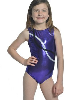 "BP Designs BP Designs ""Mindy"" Gymnastic Leotard 43204"