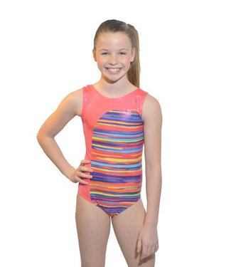 "BP Designs BP Designs ""Mabel"" Gymnastic Leotard 43217"