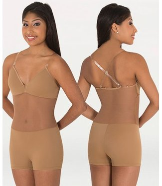 Body Wrappers Body Wrappers Adult Total Stretch Body Short 296